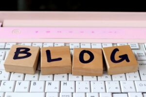 ブログ記事を作るのは大変!