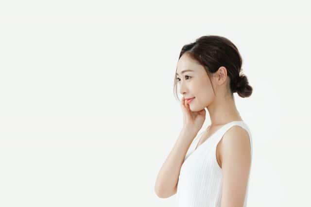 セーム皮は皮脂を優しく除去してくれる