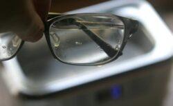超音波洗浄機で洗ってはいけないメガネ